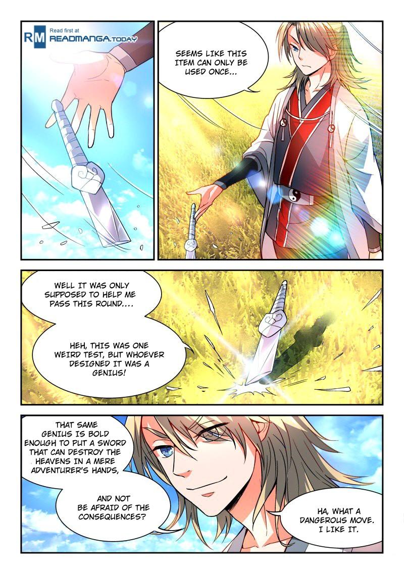 Spirit Blade Mountain - Chapter 20