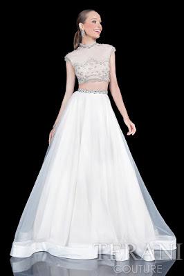 diseños de Vestidos de 15 Años Blancos