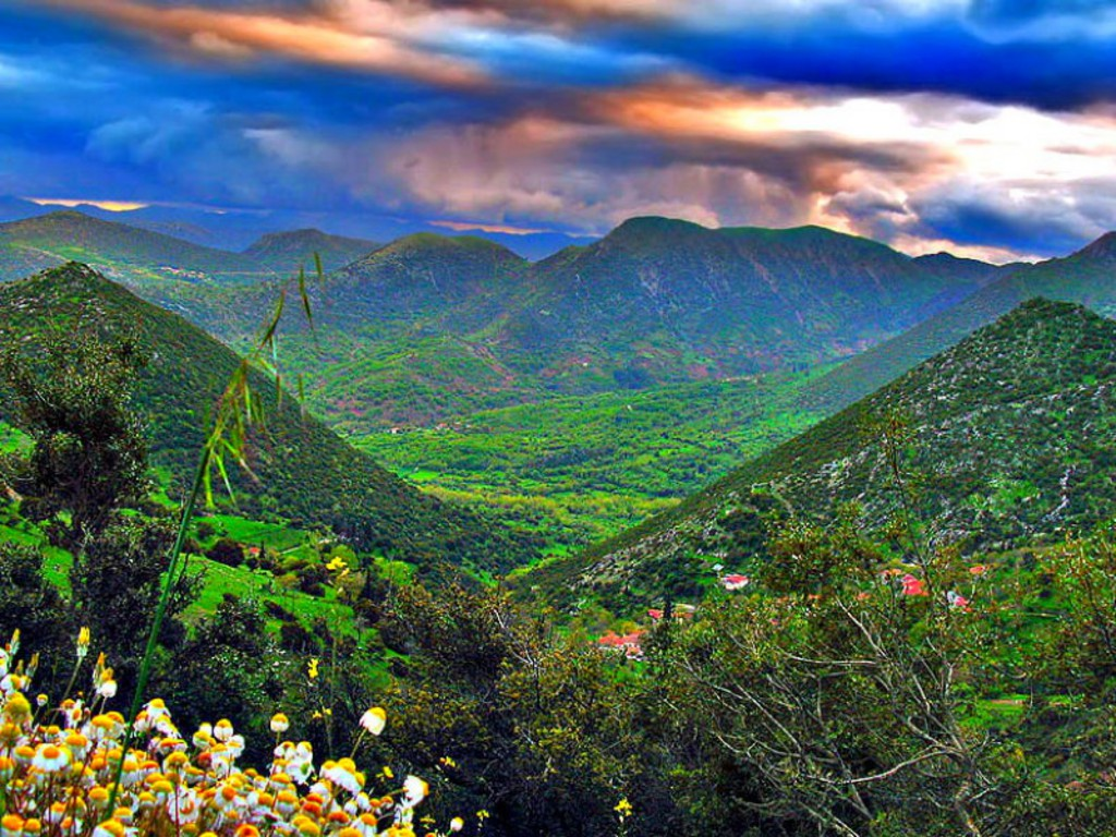 Hd Wallpapers Beautiful Wallpapers: Beautiful Valley Hd Wallpapers