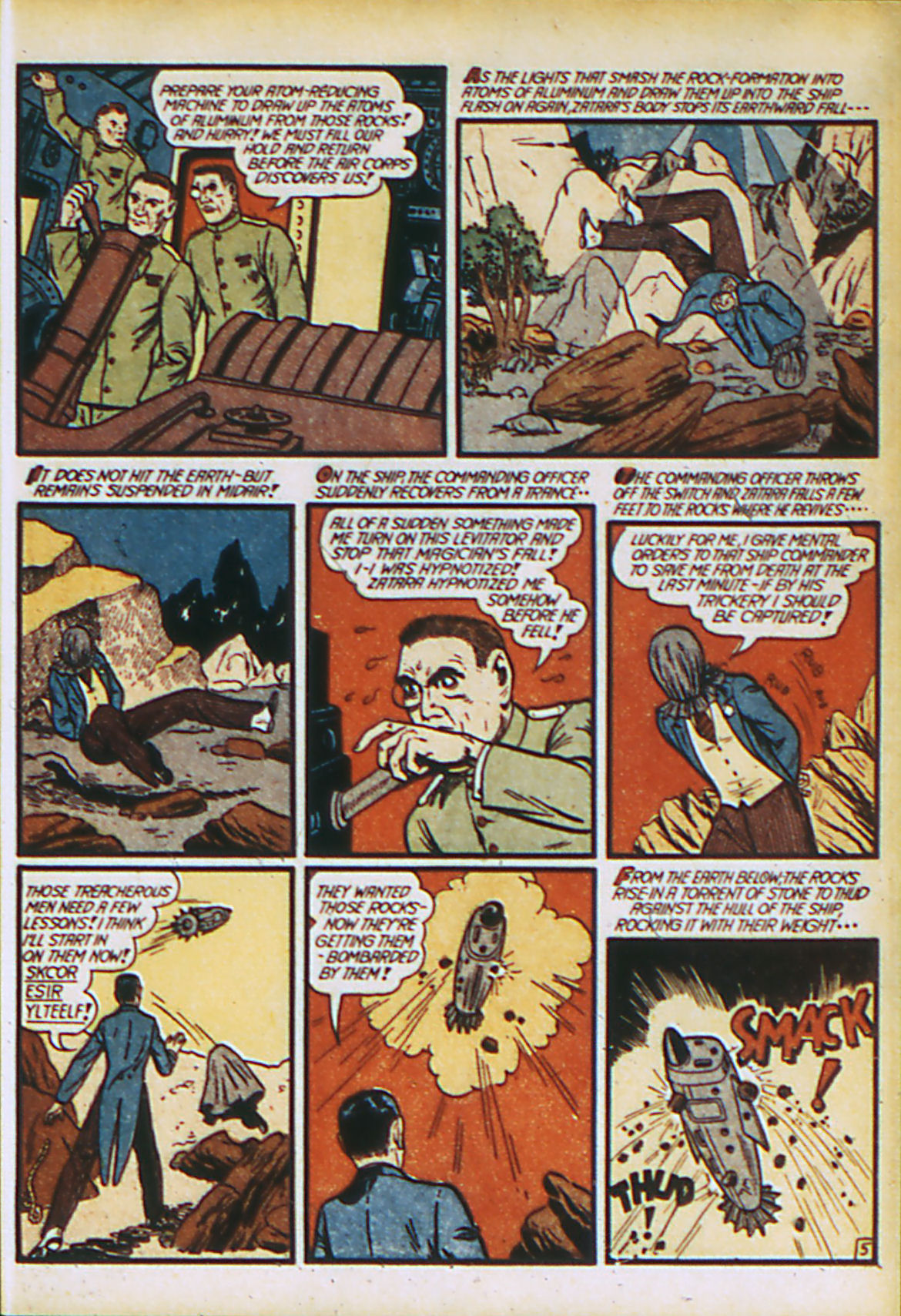 Read online Action Comics (1938) comic -  Issue #44 - 61