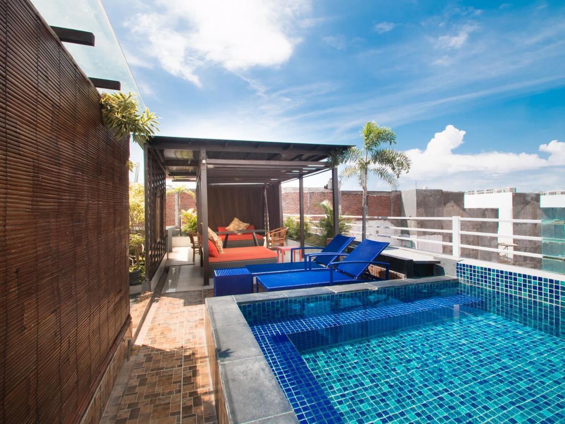 A Residence Kuta Bali 24