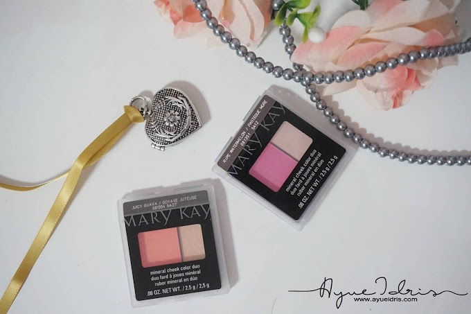 Mary Kay   Mineral Cheek Color Duo Review