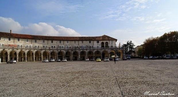 Piazzola sul Brenta, piazza Paolo Camerini