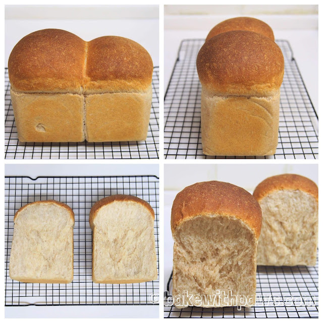 Basic Soft Sourdough Bread
