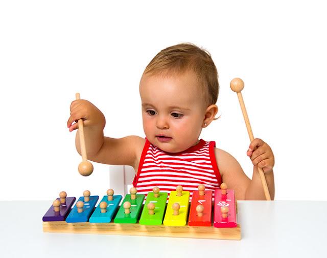 música relajante para bebés