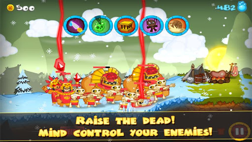 Swords and Soldiers v1.0.9 Update Apk Game Download