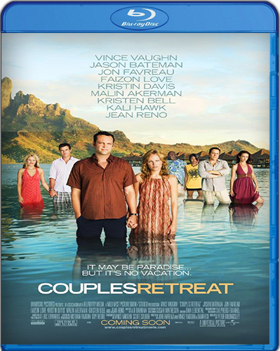 Couples Retreat [2009] [BD25] [Latino]