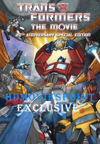 The Transformers: The Movie (1986) 720p BluRay Dual Audio Hindi Dubbed
