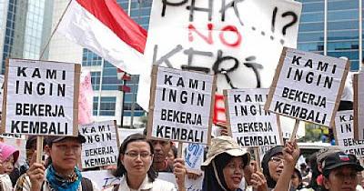 Ribuan PHK di Karawang Dilaporkan Ke Kemenaker