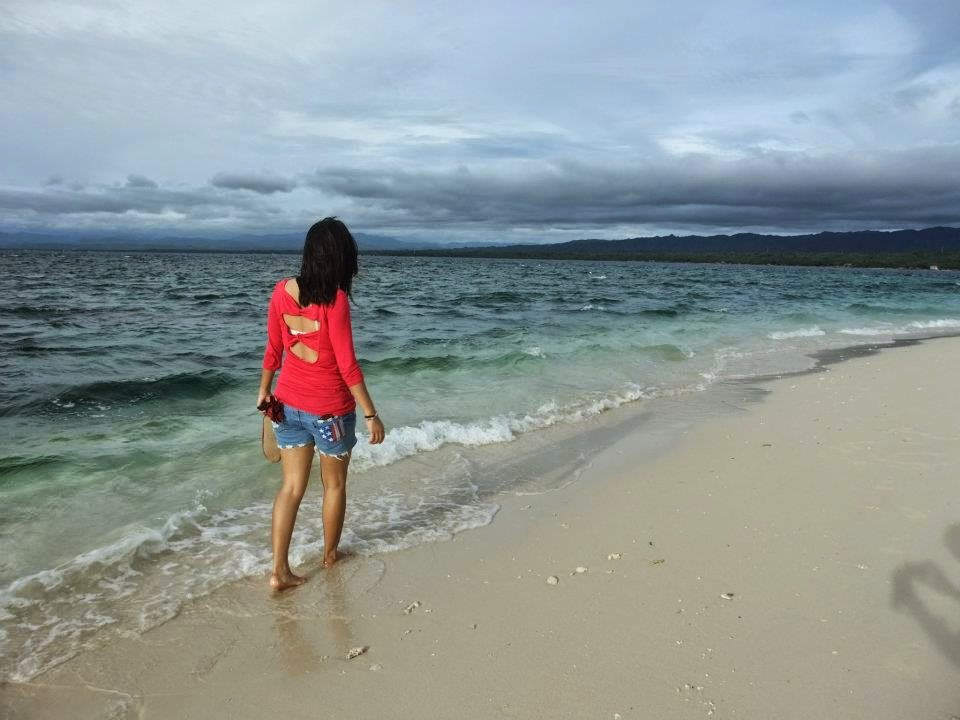 Where to go in Leyte? Canigao Island