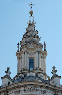 Sant'Ivo alla Sapienza, quando il genio di Borromini conquistò l'infinito - Visita guidata Roma