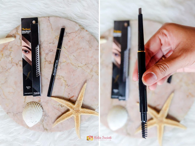Review Purbasari Ultra-Smooth Brow Liner