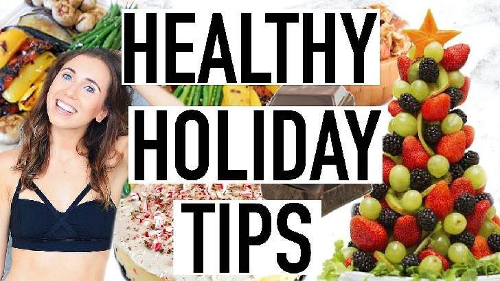 Make this holiday season healthier