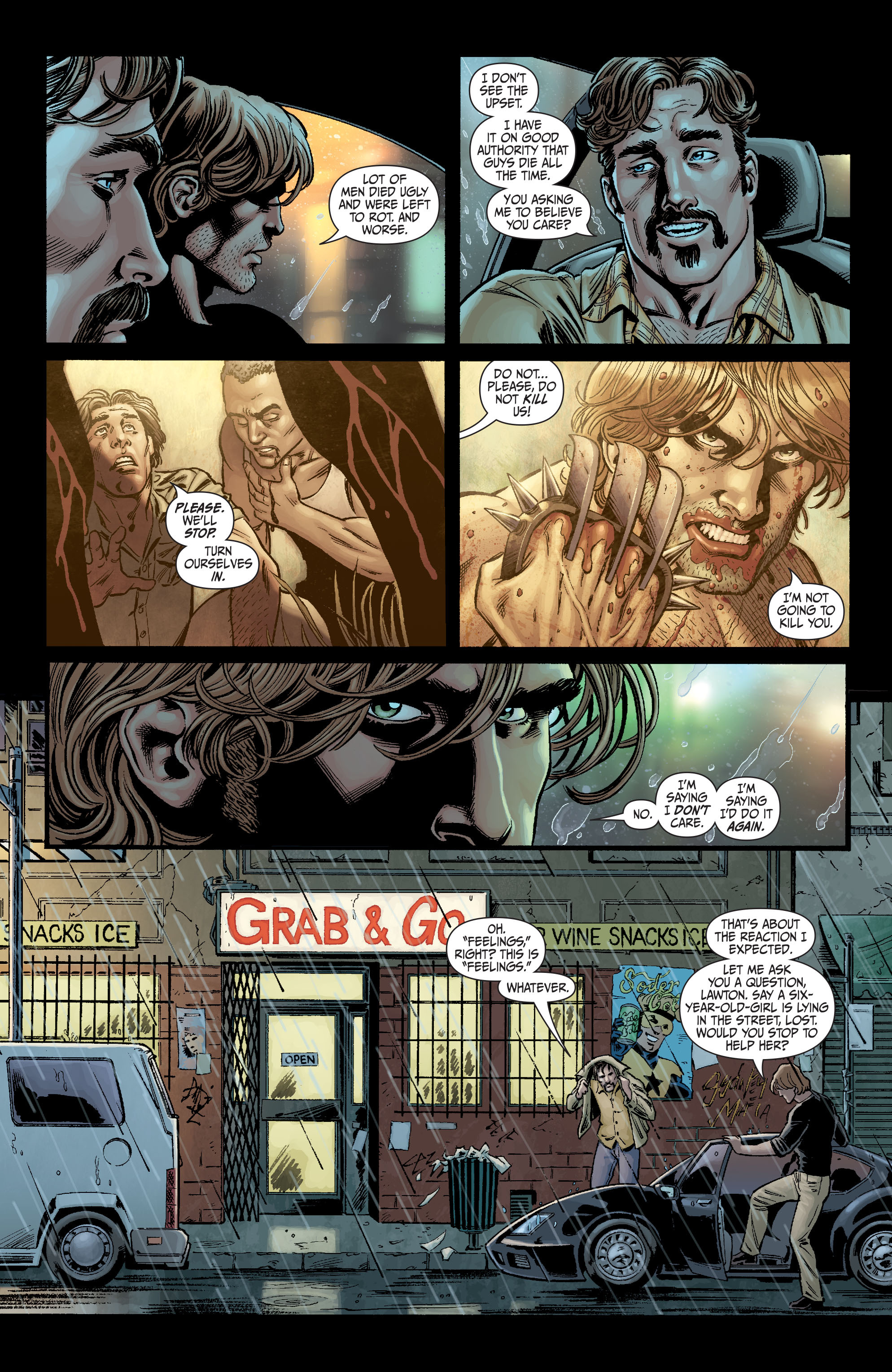 Read online Secret Six (2008) comic -  Issue #1 - 8