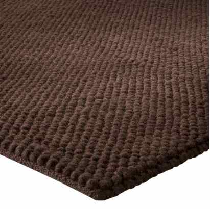 Wonderful Target Home Wool Popcorn Rug U2013 Dark Brown