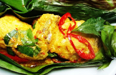 Resep Pepes Special Kulit Ayam