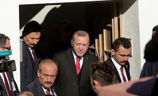 Ο Erdogan ήρθε στην Ελλάδα για να ξεφύγει από την διεθνή απομόνωση