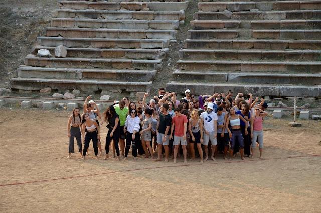Για δεύτερη χρονιά το πρόγραμμα Εκπαιδεύοντας το κοινό στο Αρχαίο Δράμα (όλες οι δράσεις)