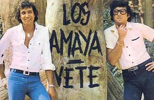Los Amaya - Vete