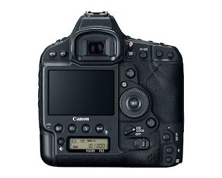DSLR Canon EOS 1D X Mark II