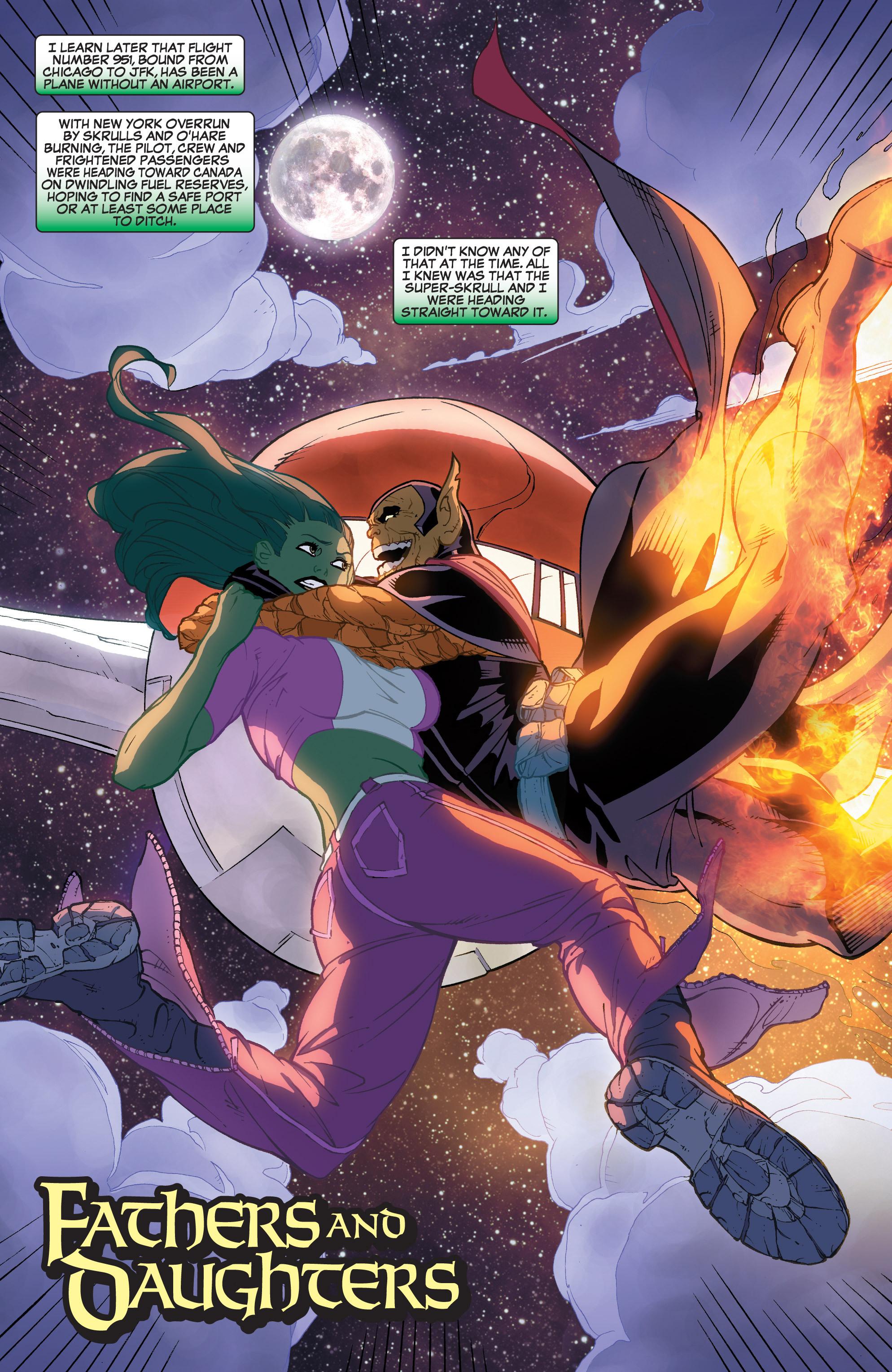 Read online She-Hulk (2005) comic -  Issue #33 - 3