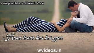 Hume Tumse Hua Whatsapp Status Love Video