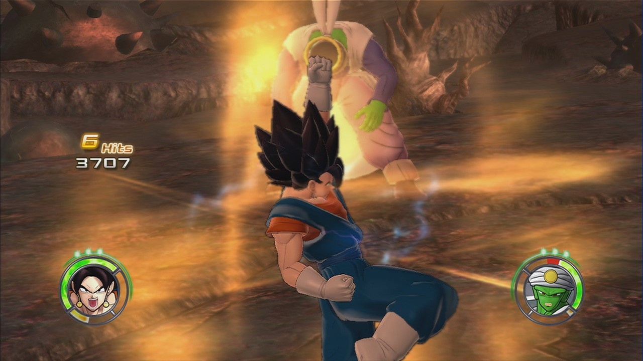 And 3 Dragon Z All Transformations Blast Characters Raging Ball