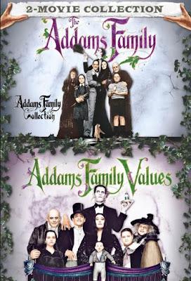Addams Family Colección DVD R1 NTSC Latino