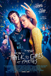 How to Talk to Girls at Parties - Poster & Trailer