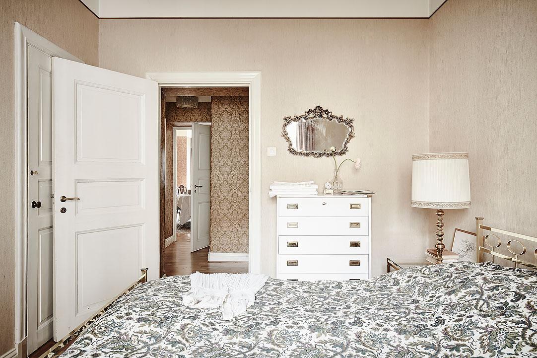 El blog de demarques piso de estilo clasico en suecia for Muebles estilo clasico