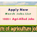 1000+ Agriculture and Allied Jobs List March 2017