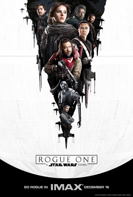 imax rogue one poster