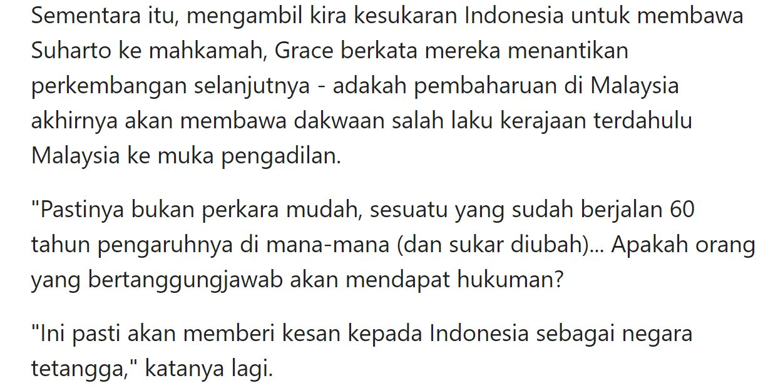 Malaysia Baru Di Mata Rakyat Indonesia Bussines Melayu