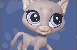 LPS Cougar Figures
