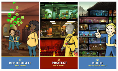Fallout Shelter – game casual for 9app download is impossible to be missed on Android 2015
