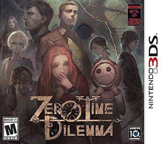 Zero Time Dilemma USA 3DS GAME [.CIA]