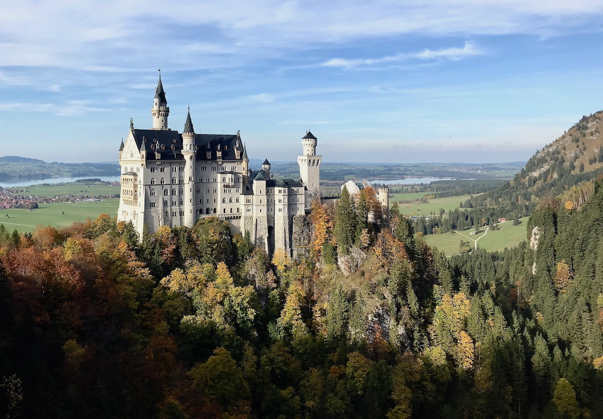 Jahresrückblick: meine Reisen 2017. Prag, Hamburg, Island, Berlin, Sardinien, London, Allgäu