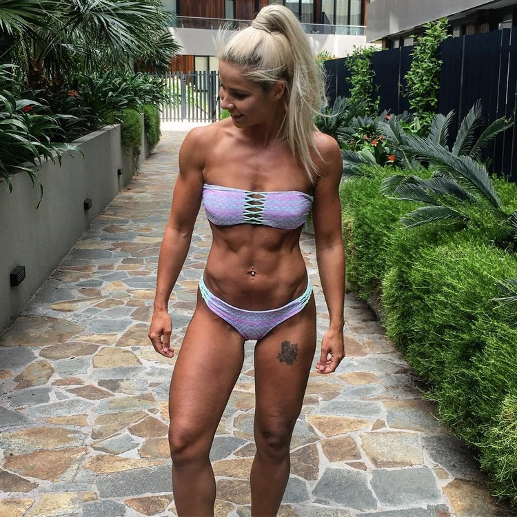 Jaz Correll fitness model 0004