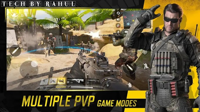 Call Of Duty: Mobile 1.0.1 Apk + Data Download For Android
