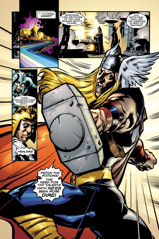 Thor (1998) Issue #41 #42 - English 8