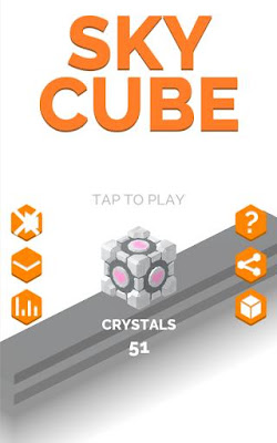 Sky Cube 0.9.5.8.3 game for Android terbaru
