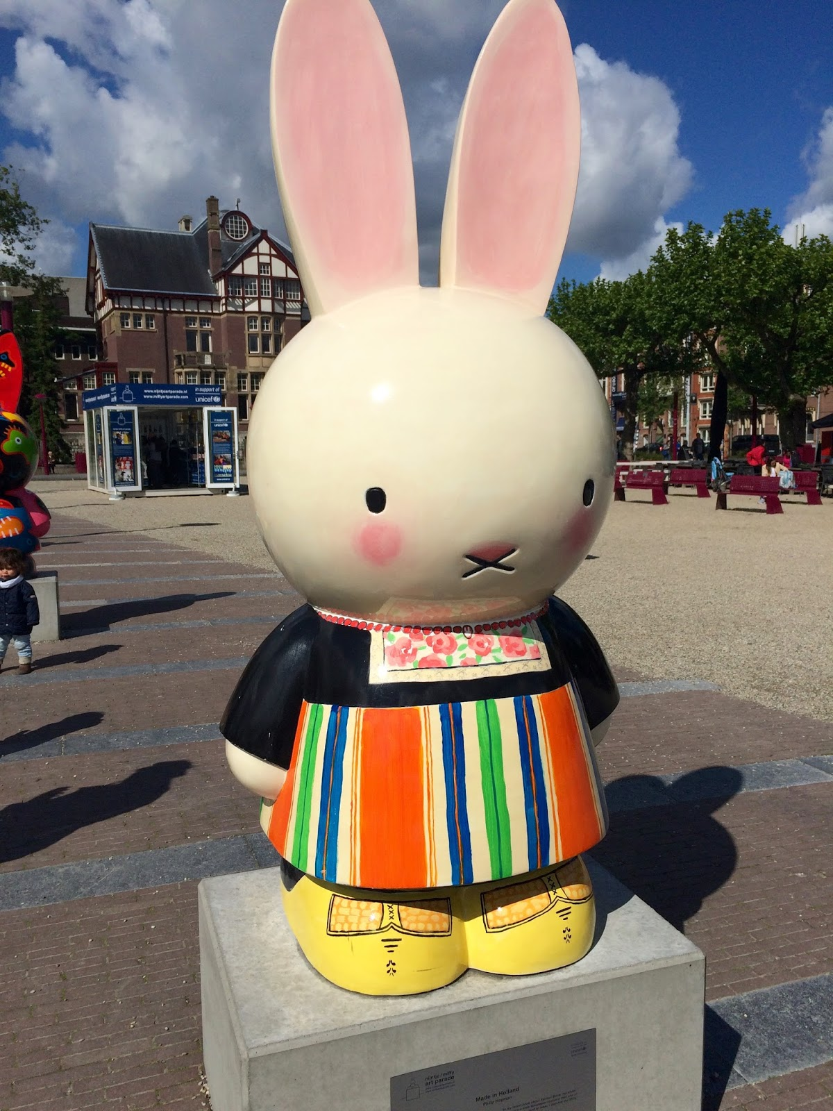 Amsterdam Miffy Trail