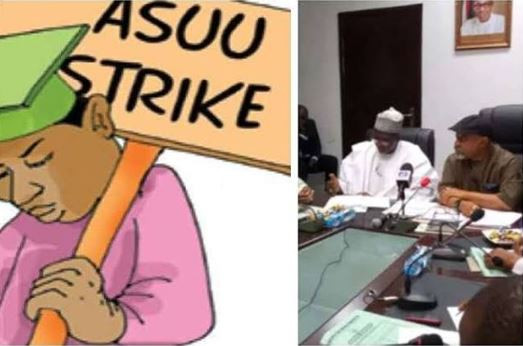 ASUU presents 20 key issues before FG as re-negotiation resumes