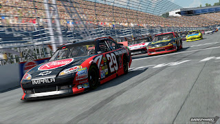 NASCAR The Game Inside Line (X-BOX360) 2012