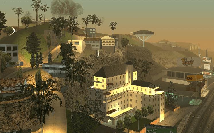 تحميل لعبة جاتا سان اندرس GTA San Andreas
