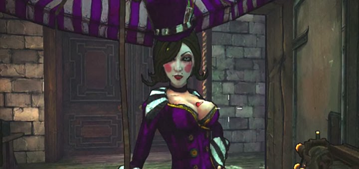 Borderlands 2 Mad Moi And The Wedding Day Macre Headhunter Review