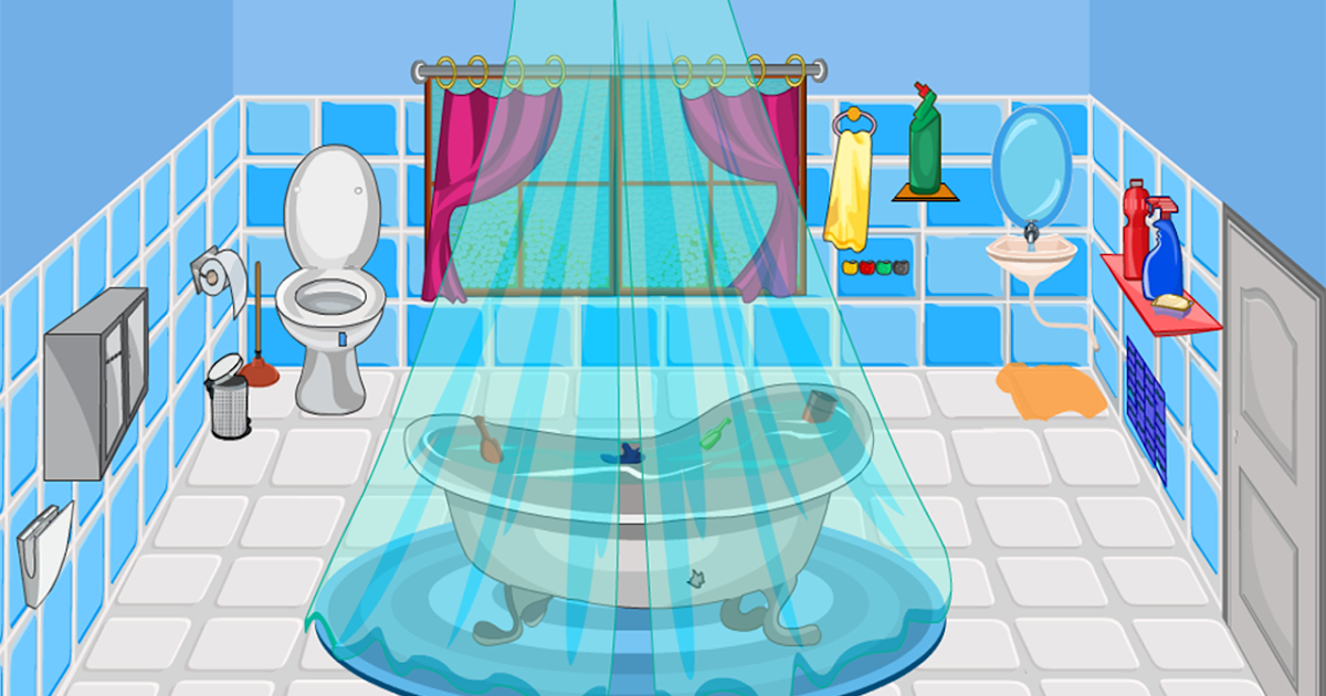 Escape Bathroom By Quick Sailor quicksailor gaming apps: escape games-bathroom v1