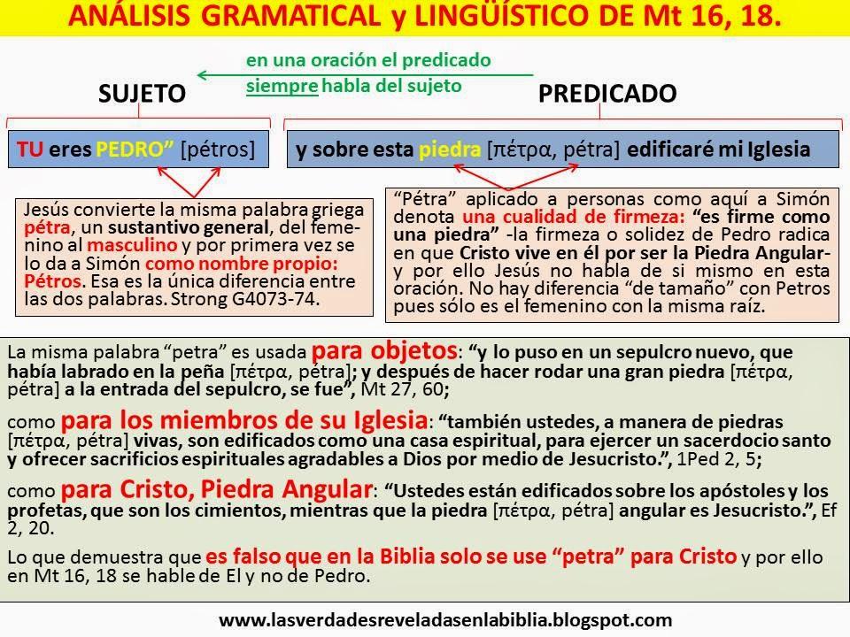 Las verdades reveladas de la biblia aaa la piedra angular for De donde es la roca