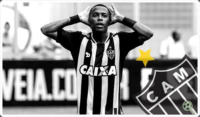 Robinho Atlético Mineiro 2016
