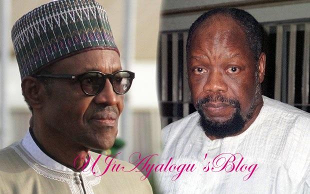 Emeka Ojukwu Jr. ROARS.. disowns IPOB, MASSOB, insists father met Buhari